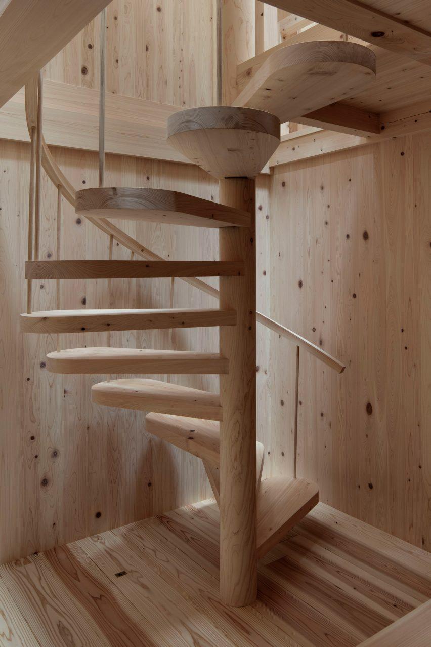 Ogimachi House by Tomoaki Uno Architects