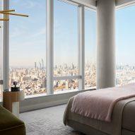 One Manhattan Square apartment by Jamie Bush
