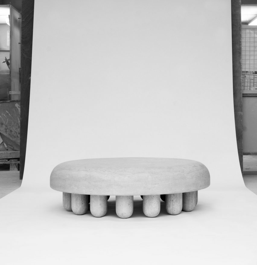 Orsetto 02 Coffee Table by Martin Masse for Sudio Twentyseven