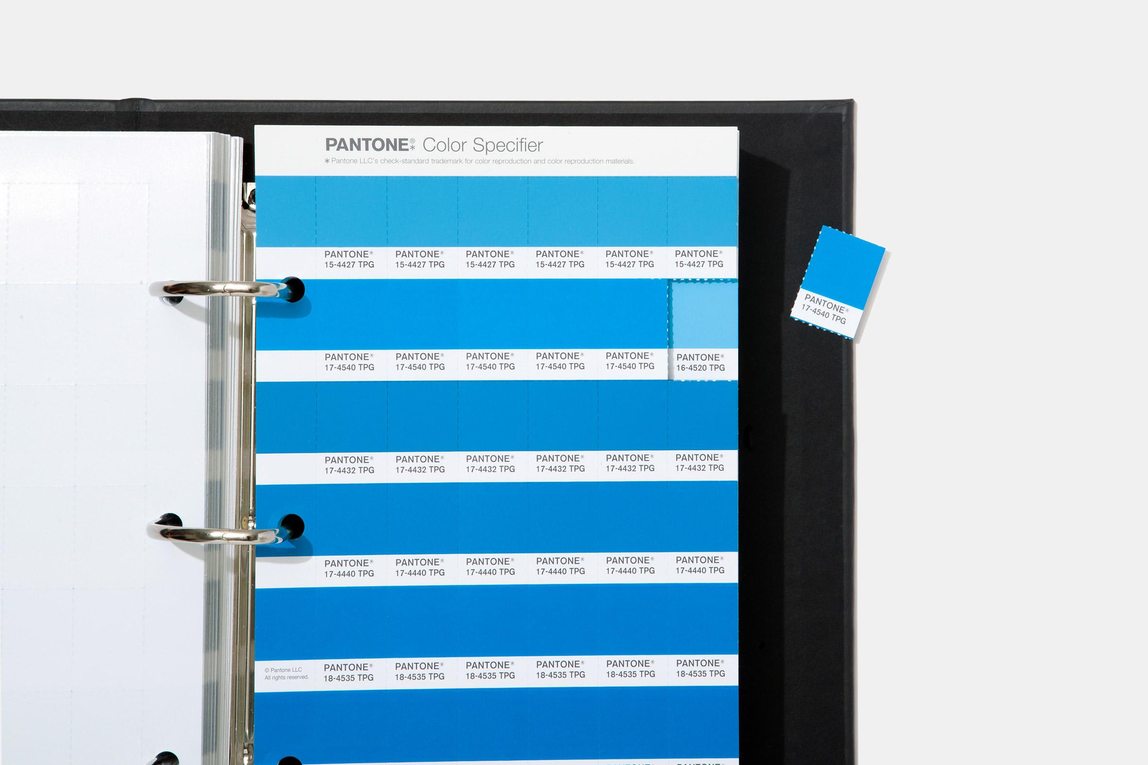 Pantone reveals 315 new colours