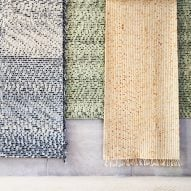 Philippe Malouin designs Lines rug collection to celebrate imperfection