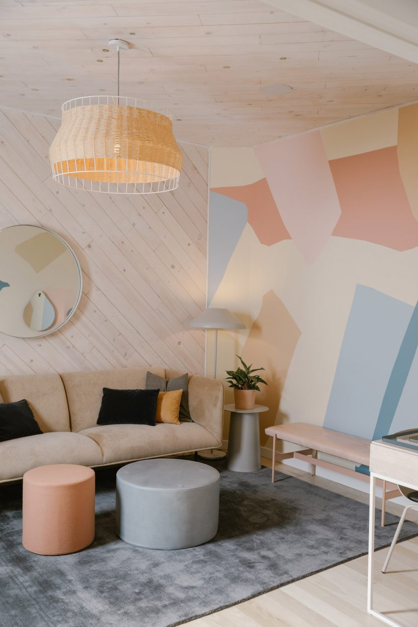 Ruby Street by Francesca de la Fuente and Working Holiday Studio