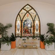 Los Angeles church transformed into The Ruby Street co-working and event space