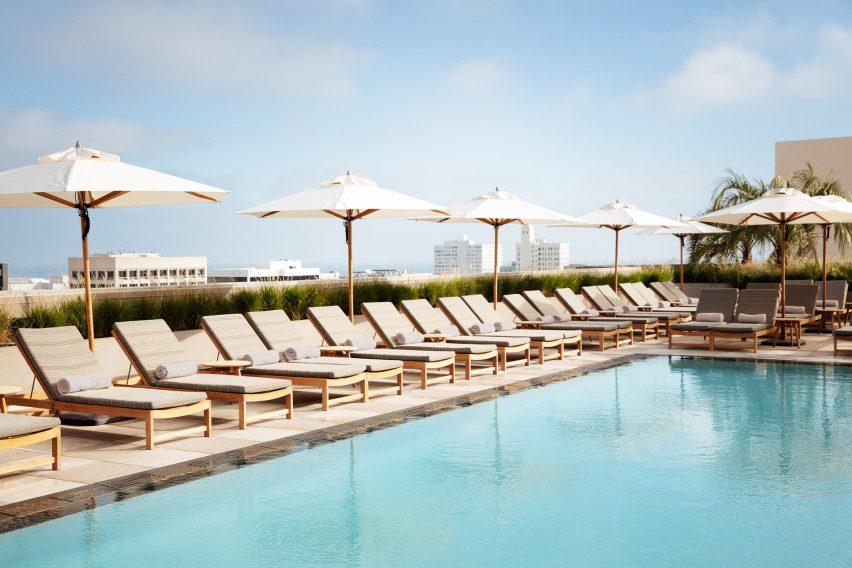 Santa Monica Proper by Kelly Wearstler