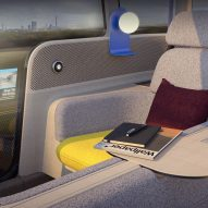 Seymourpowell forefronts privacy with ride-sharing in Quarter Car concept