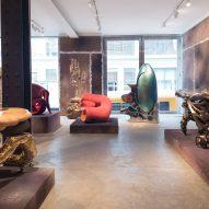 Soft Bodies, Hard Spaces by Misha Kahn at Friedman Benda