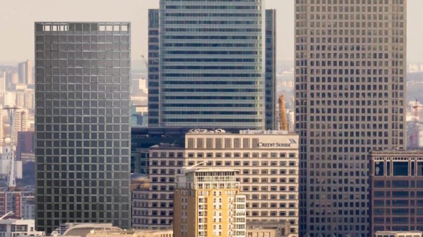 Stone skyscraper