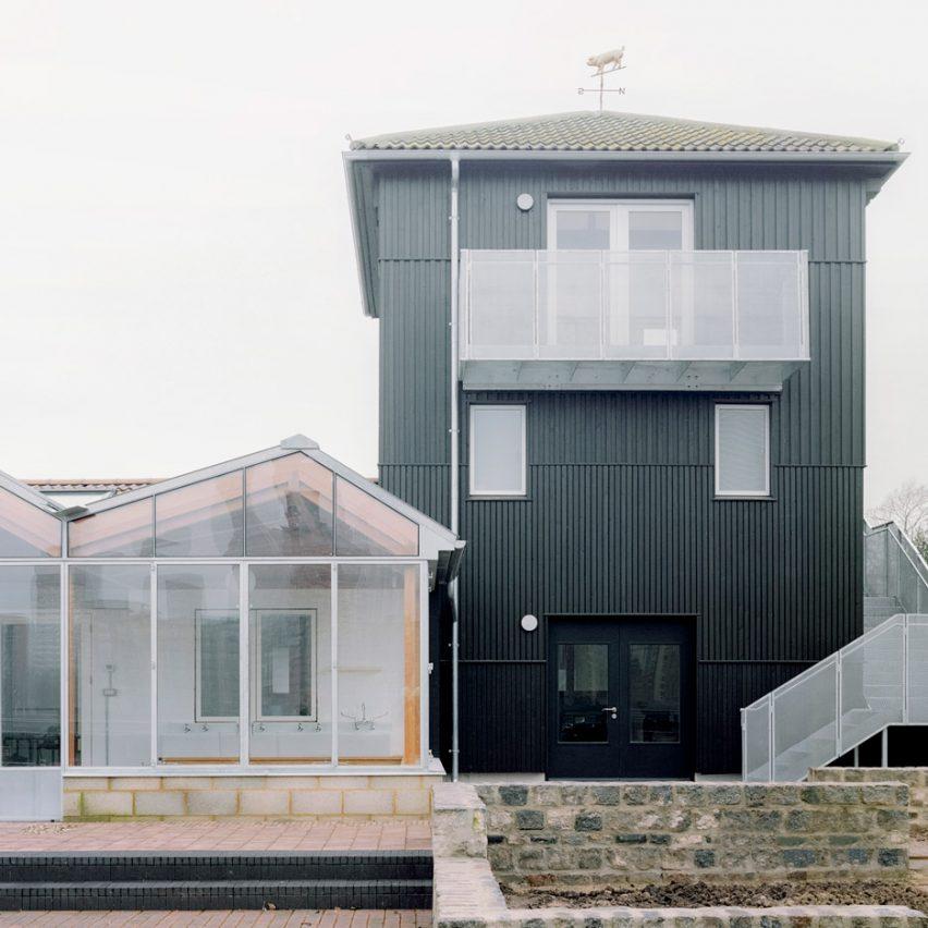 Surrey Docks Farm by Pup Architects