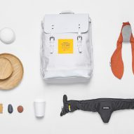 Swedish Design Museum squeezes latest exhibition inside a backpack