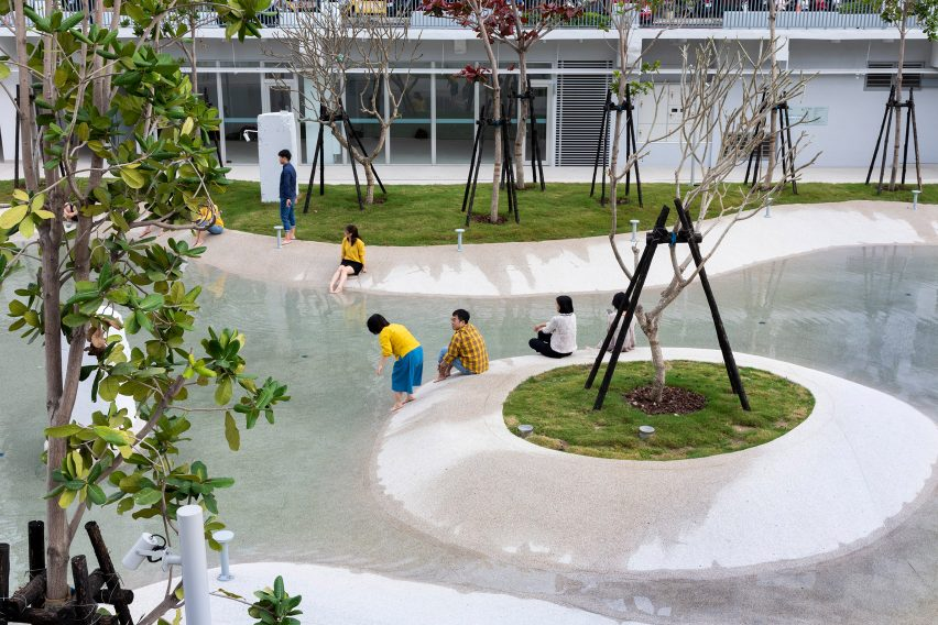 Tainan Spring by MVRDV in Taiwan