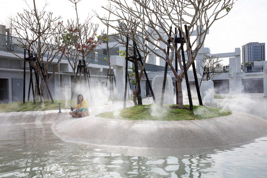 Tainan Spring by MVRDV in Taiwan