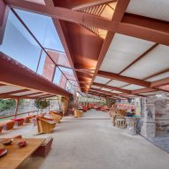 """The Frank Lloyd Wright foundation has done its best to stymie our vision and spirit"""