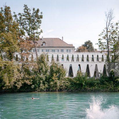 Tanzhaus by Barozzi Veiga