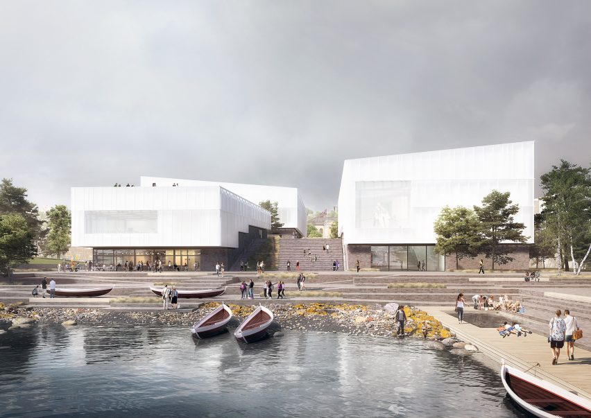 The Arctic University Museum of Norway by Henning Larsen
