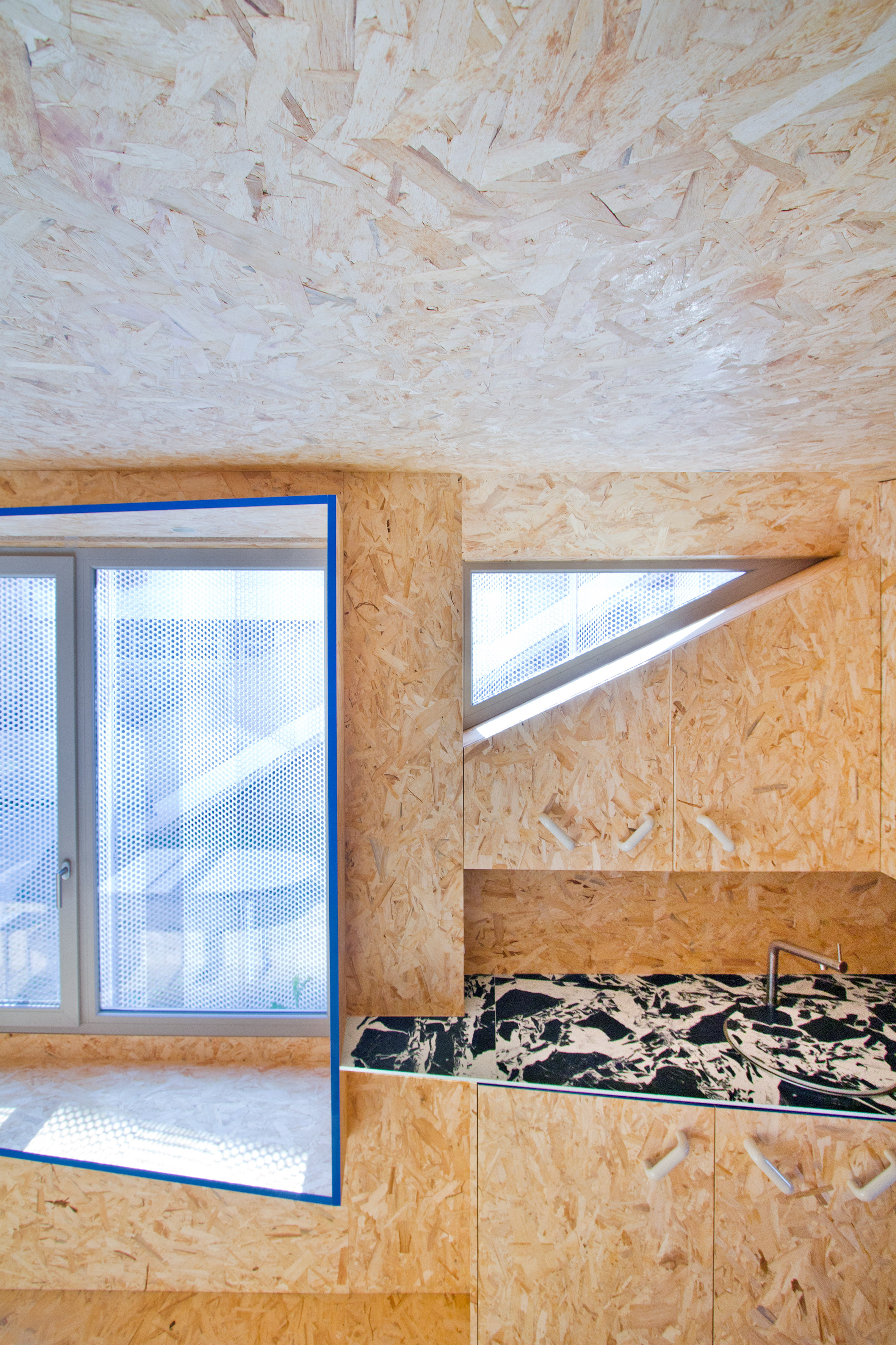 Urban Cabin by Francesca Perani OSB interior