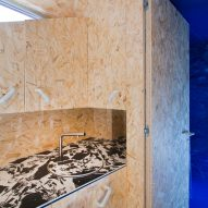 Urban Cabin by Francesca Perani kitchen