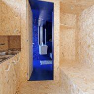 Urban Cabin by Francesca Perani