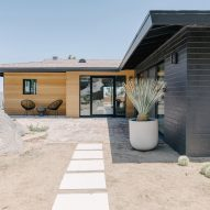 Mini Inno renovates mid-century home Villa Kuro in Joshua Tree