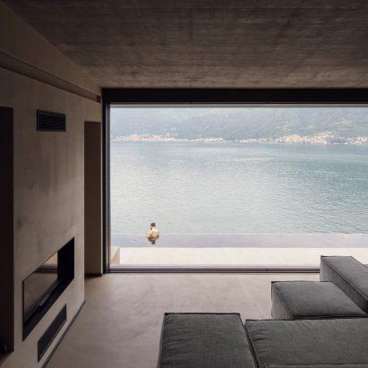Villa Molli by Lorenzo Guzzini in Italy