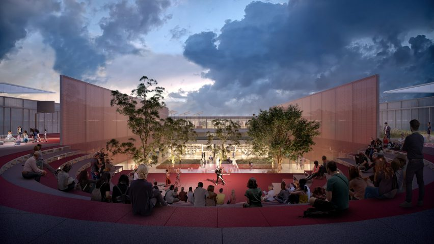 Wollert Neighbourhood Centre by OMA