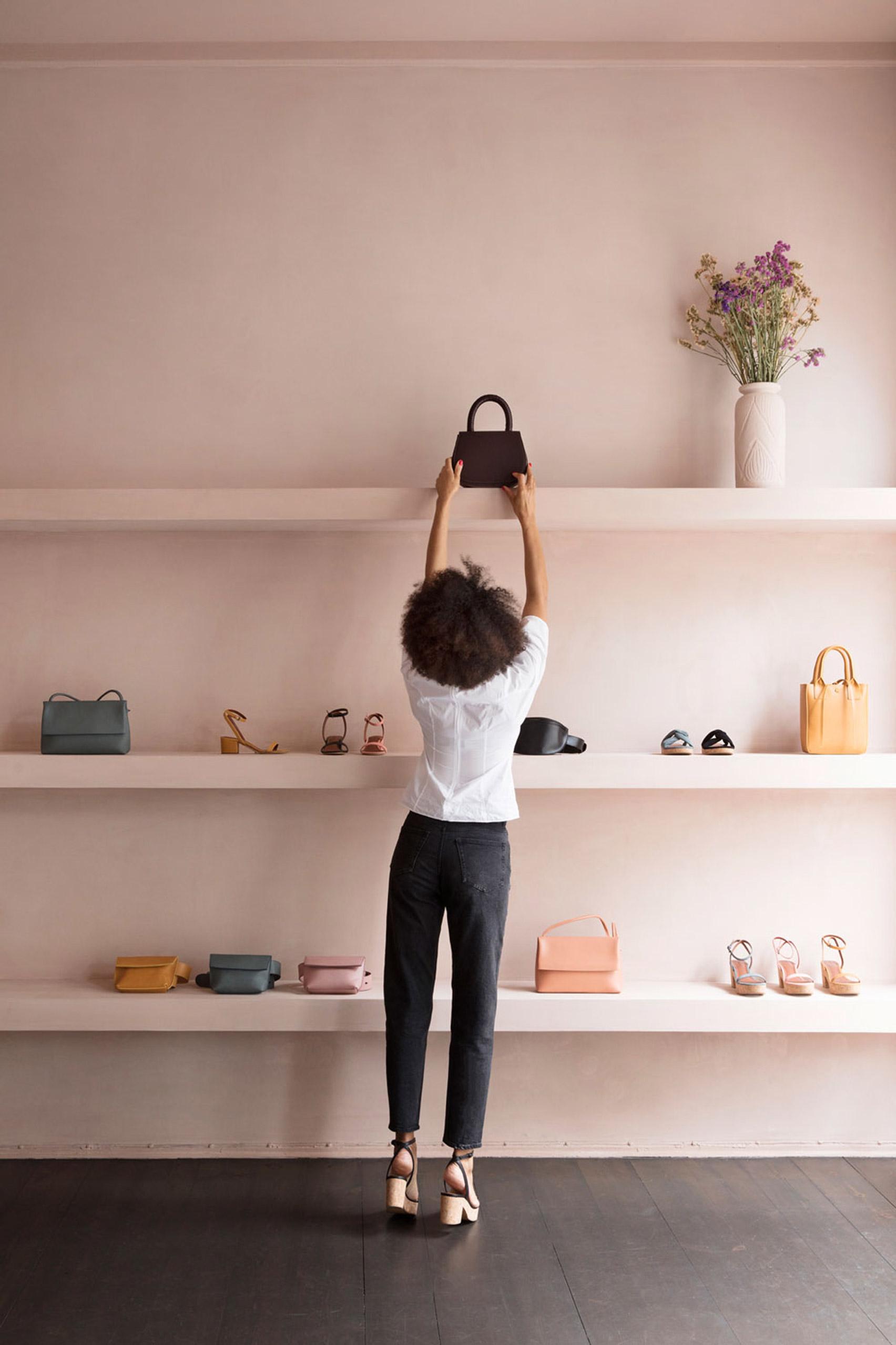 Yvonne Koné store in Copenhagen