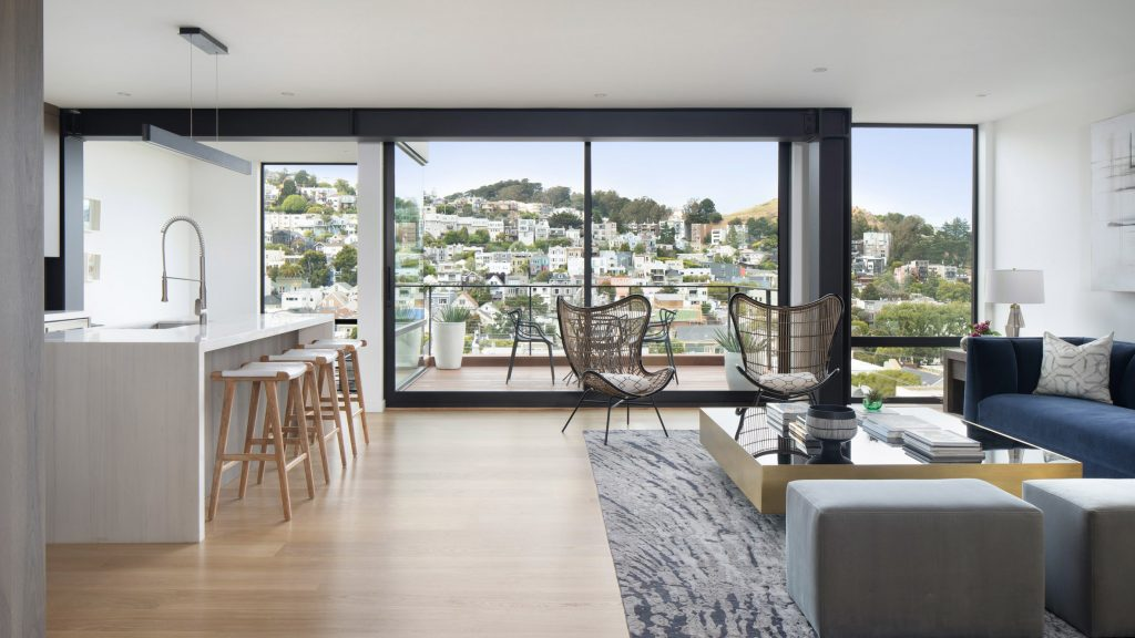 John Lum reimagines charming San Francisco home with stark extension