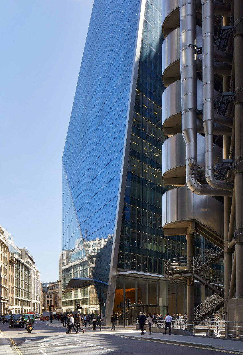 52 Lime Street – Scalpel skyscraper, City of London by KPF