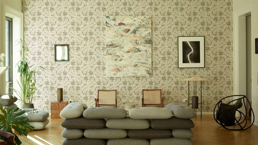 Cannonball wallpaper from the Florescence collection by Superflower