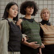 Ismay Schaduw designs PR____F bulletproof vests for women
