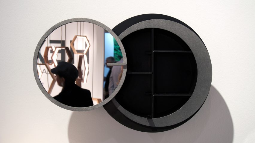 Arc Mirror by Nikki Alagha for VDF x Ventura Projects