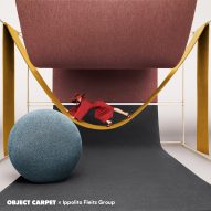 Object Carpet and Ippolito Fleitz Group collaborate on flooring collection