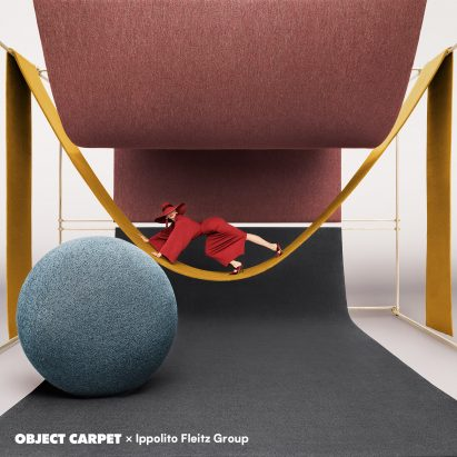Object Carpet x Ippolito Fleitz Group for VDF x Ventura Projects