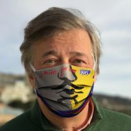"Ron Arad launches ""Smile for our NHS"" fundraiser with masks featuring famous artists"