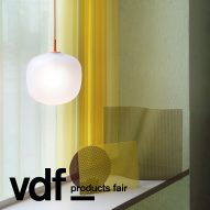 Danish design brand Muuto launches its new collection at VDF products fair