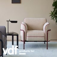 British furniture brand Modus showcases new chairs and sofas at VDF products fair