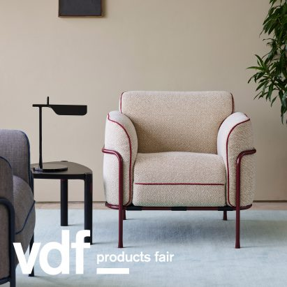 VDF products fair launches with new Modus furniture