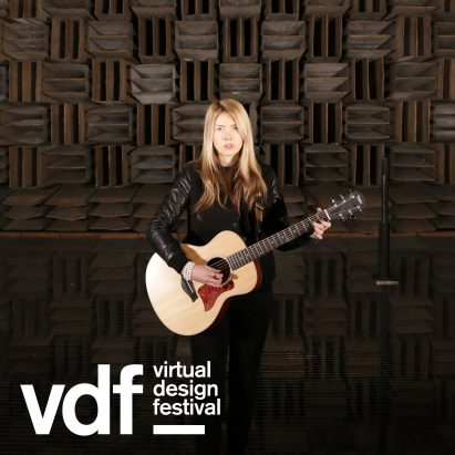 Virtual Design Festival video message from lockdown