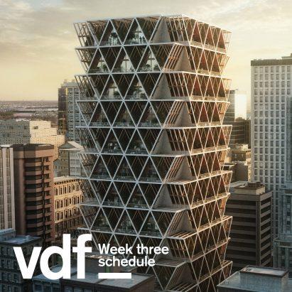 Virtual Design Festival week three includes Chris Precht