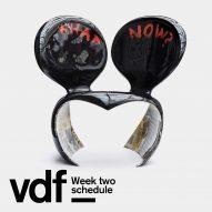Ron Arad presents digital version of DFWTM in week two of VDF