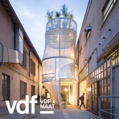Lisbon's MAAT museum premieres documentary about SO-IL's temporary work with VDF