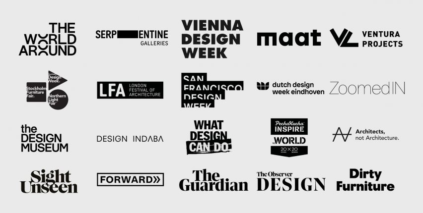 Virtual Design Festival partners