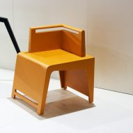 Zift Design launches ABC bookshelves and Clear chair