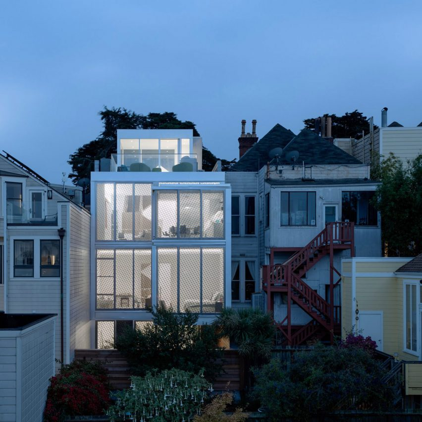 Alamo Square Residence by Jensen Architects