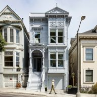 Five San Francisco house extensions designed to contrast the original architecture