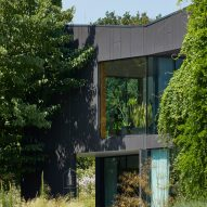 Windward House in Gloucestershire by Alison Brooks Architects