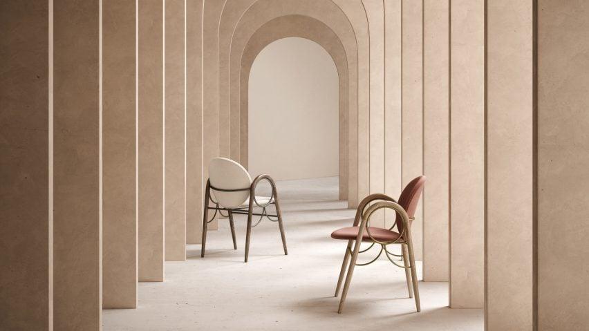 Arkade Chair by Nanna Ditzel for Brdr Krüger