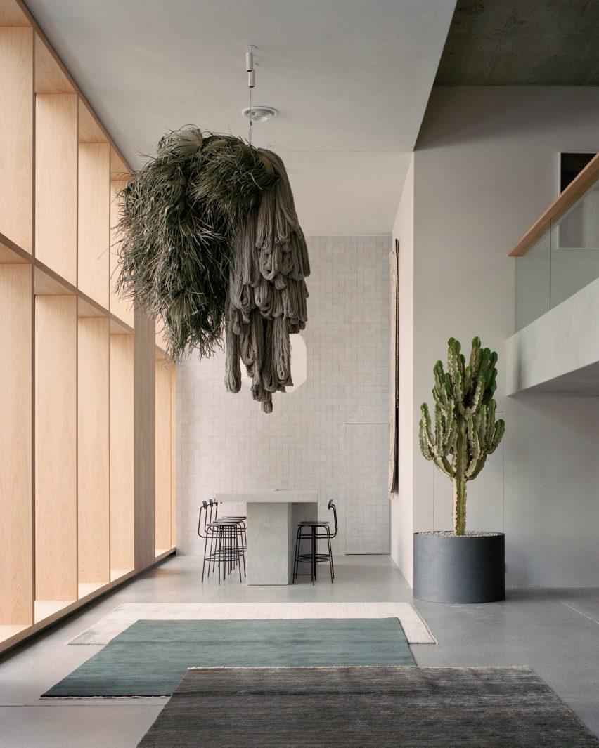 Armadillo & Co showroom by Studio Goss