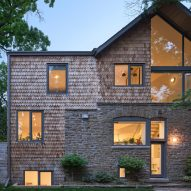 Batay-Csorba Architects expands Arts and Crafts-style house in Toronto