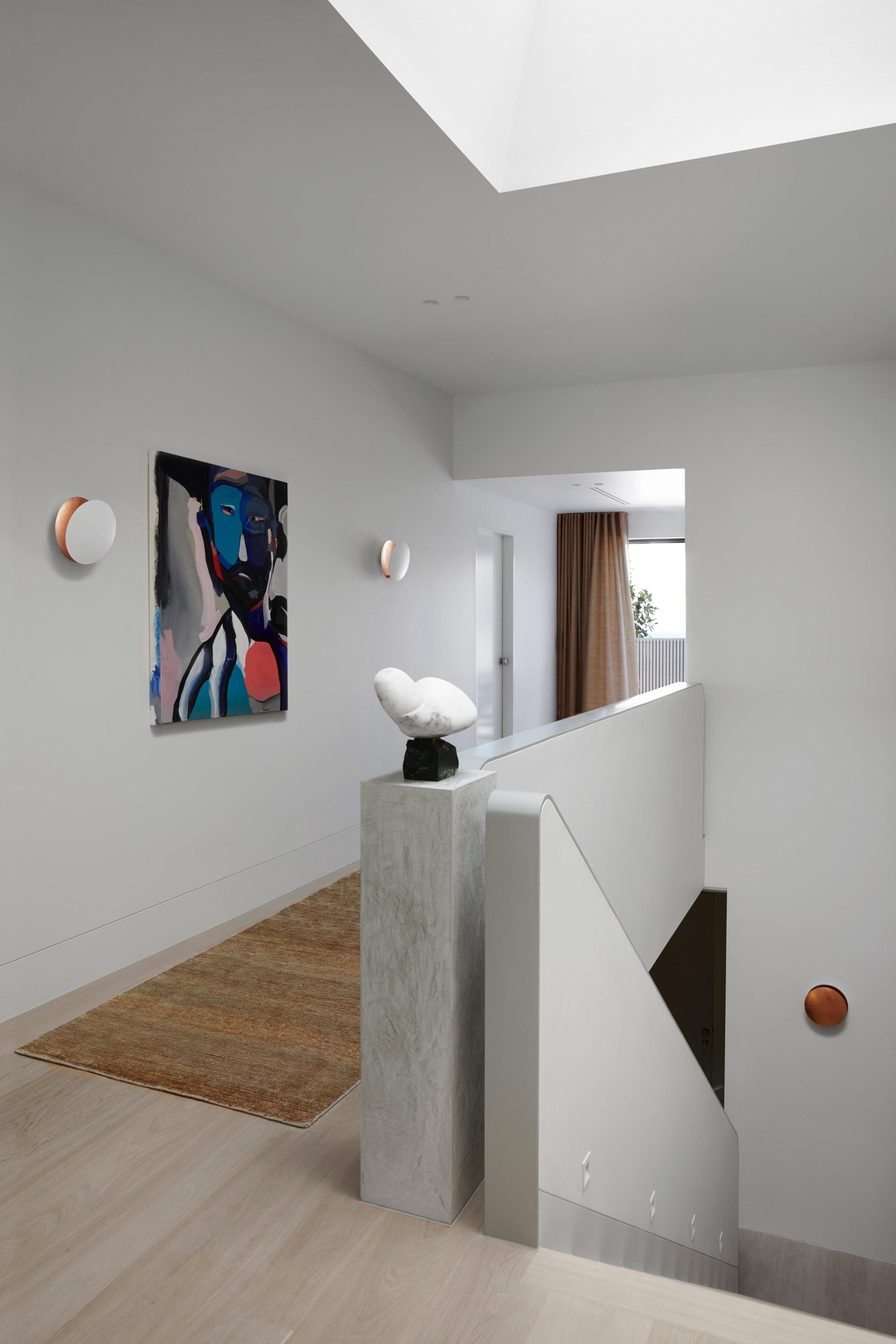 Balmoral Blue House by Esoteriko