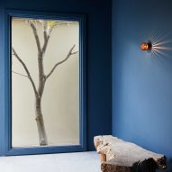 Esoteriko picks bold colour for only one room of Balmoral Blue House